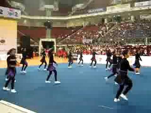 Cheerleaders SMKBBU