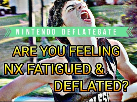 """LIVE & LEVELED GAMER'S PODCAST #49 Did Nintendo """"DEFLATEGATE"""" their Fans?"""