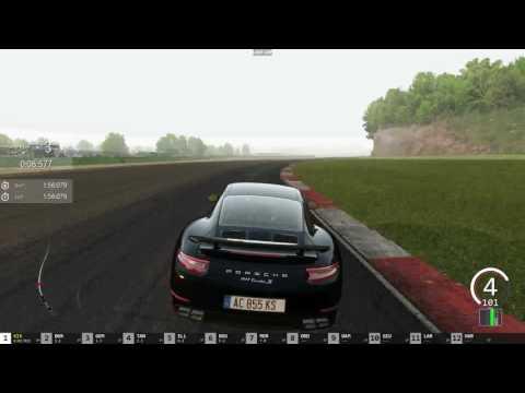 Assetto Corsa: Vallelunga Circuit (911 Turbo S 991.2) [Porsche Pack III] |