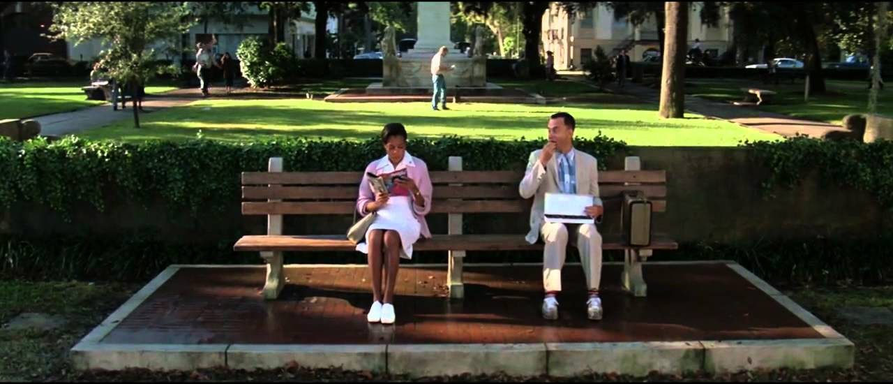 analysis of the movie forrest gump Free essays on review forrest gump movie use our research documents to help you learn 1 - 25.