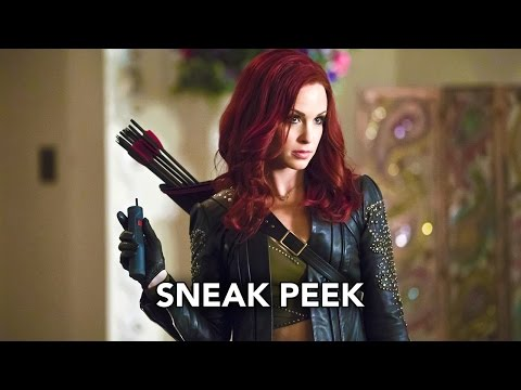 Arrow 4x16 Sneak Peek