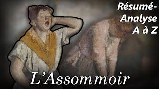 Zola, L'Assommoir - Résumé Analyse de l'oeuvre complète