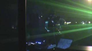Dj Inferno - Live @ Atomix JAN 2 INDUSTRIAL DANCE RAVE PT1