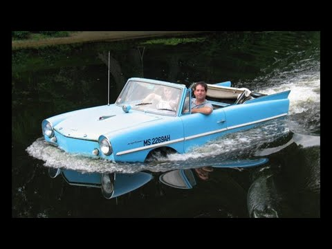 The STRANGEST Cars That Were Actually Produced!
