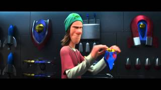 Big Hero 6 / Город героев — Сцена После Титров [FullHD 1080p]