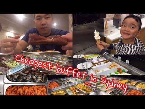 🇦🇺 CHEAPEST BUFFET IN SYDNEY (Buffet Rẻ Nhất Sydney )