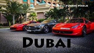Dubai - Burj Khalifa and Atlantis Aquarium and Water Theme Park