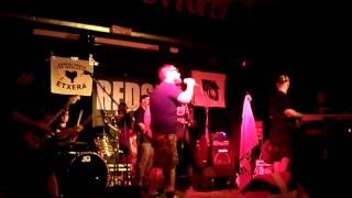 REDSKA - Rabbia E Libertà (Live @ C.S.A. Baraonda Segrate-Milano 05-04-2014)