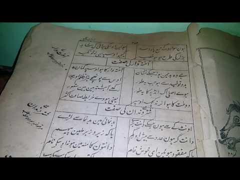 Urdu Lost Old Book