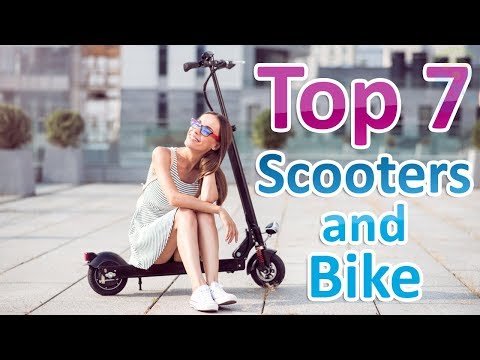 Top 7 Cheapest Chinese Electric Scooters and Bike You Can Buy in 2018