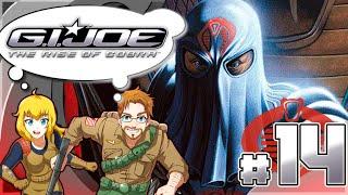 Gi Joe Rise of Cobra Part 14 COBRA COMMANDER Final Mission (HD)