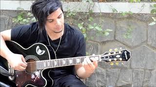 Dil diyan gallan Atif aslam (jazz guitar) Performed and Arranged by Sunny Arora