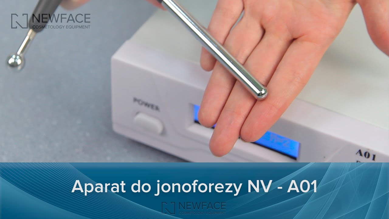 Aparat do jonoforezy NV-A01