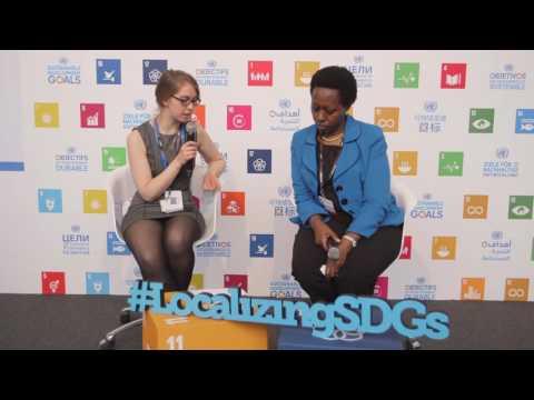Transforming the Living Conditions of Slum Dwellers: Aisa Kirabo Kacyira, UN-Habitat