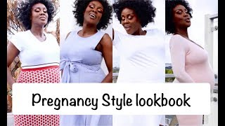 PREGNANCY LOOK BOOK 2018 | MY TOP 5 LOOKS | Fumi Desalu-Vold