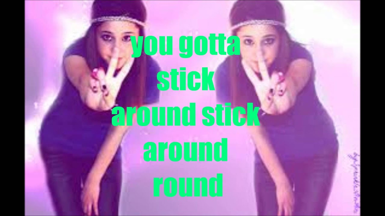 Ariana Grande:Stick Around Lyrics | LyricWiki | FANDOM ...