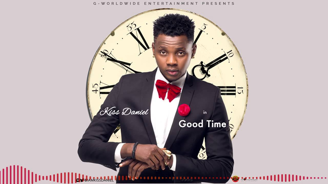 Download Kiss Daniel - Good Time [Official Audio]