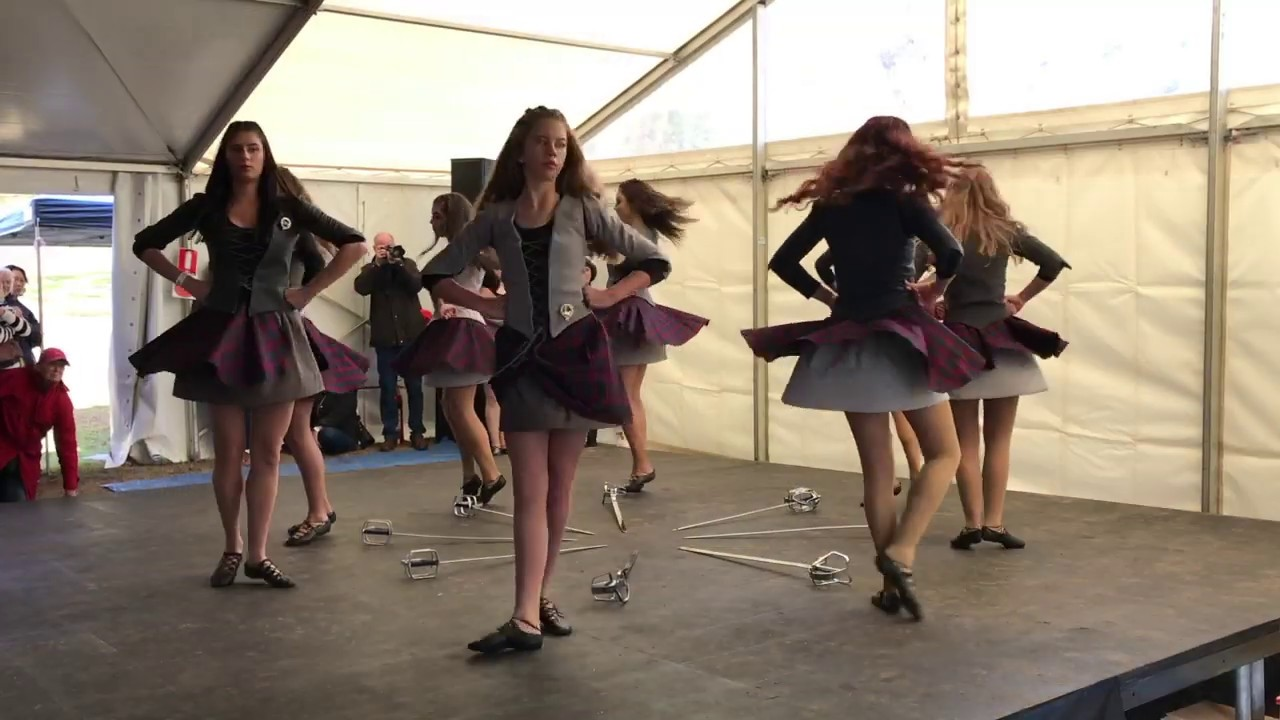 The Battle of Culloden - Cape Byron Celtic Dance - Australian Celtic Dance Champions 2019
