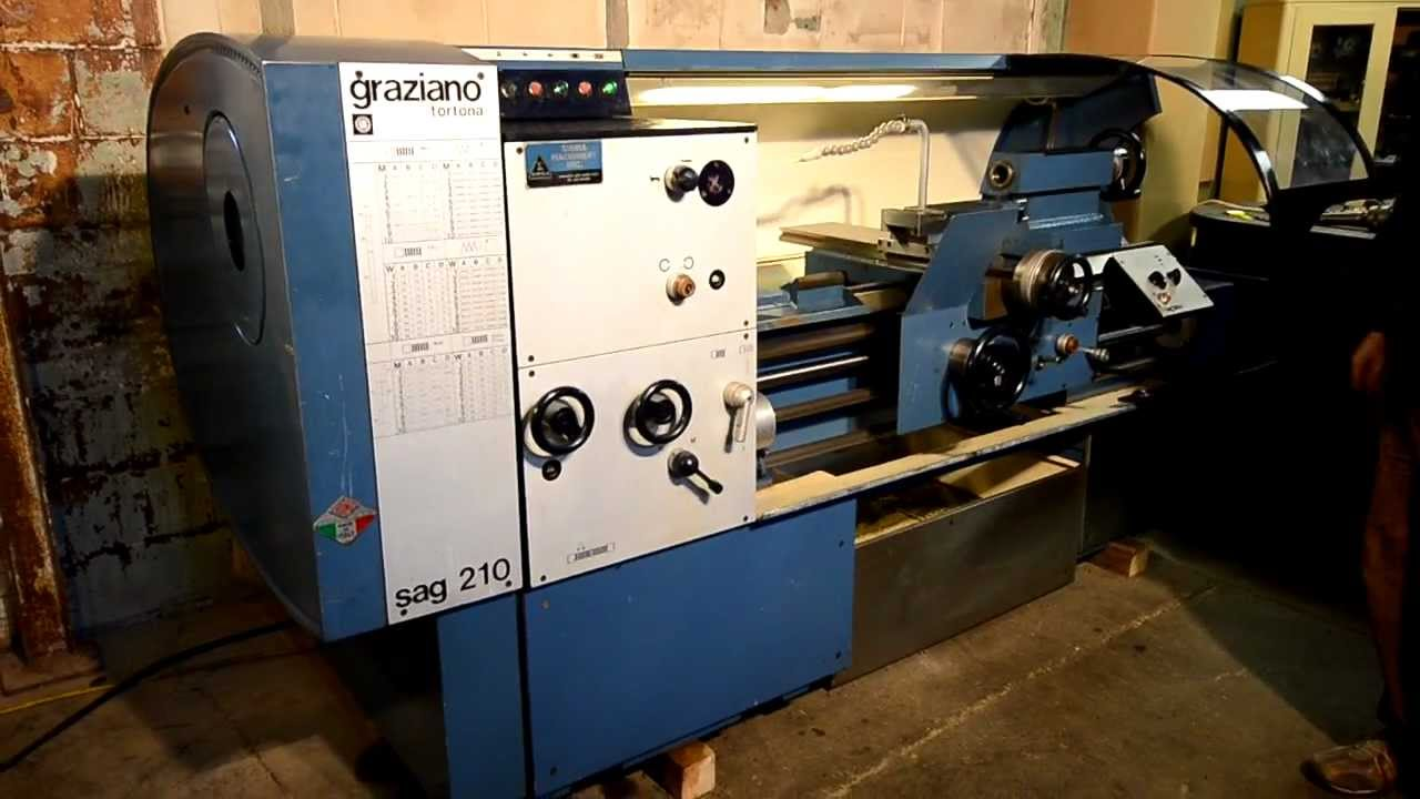 maxresdefault graziano sag 210 lathe youtube graziano sag 12 wiring diagram at n-0.co