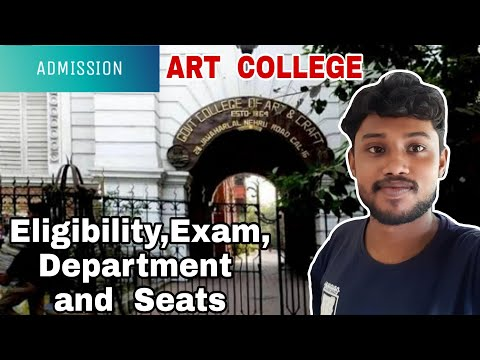GOVERNMENT  ART  COLLEGE  admission  and  details  #artcollege  #pritamshaw
