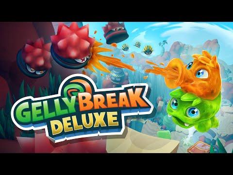 Gelly Break Deluxe - Teaser Trailer