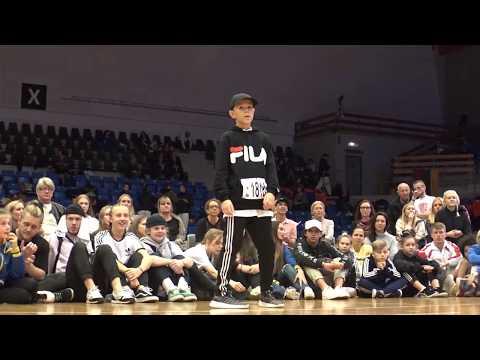 IDO World Championships 2017 in Copenhagen: Hip Hop Battles Solos Children