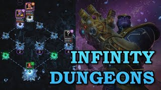 Infinity Dungeons Overview | Marvel Contest of Champions