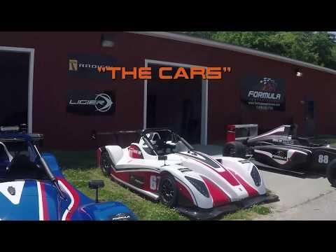 Formula Race Car Driving Experiences | Formula Experiences