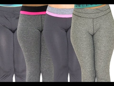 Plus Size Yoga Pants - YouTube