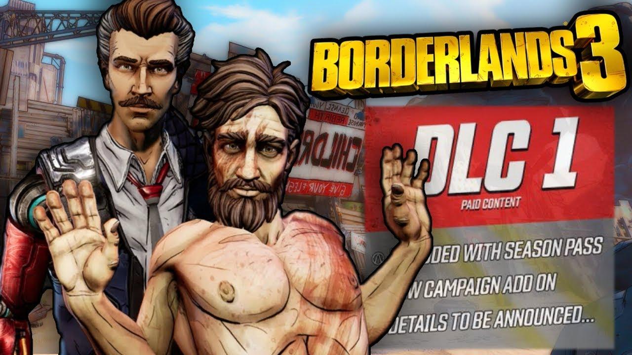 Gearbox Talks Borderlands 3 DLC Release Schedule thumbnail