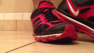 Flat Nike Air Max 2012s