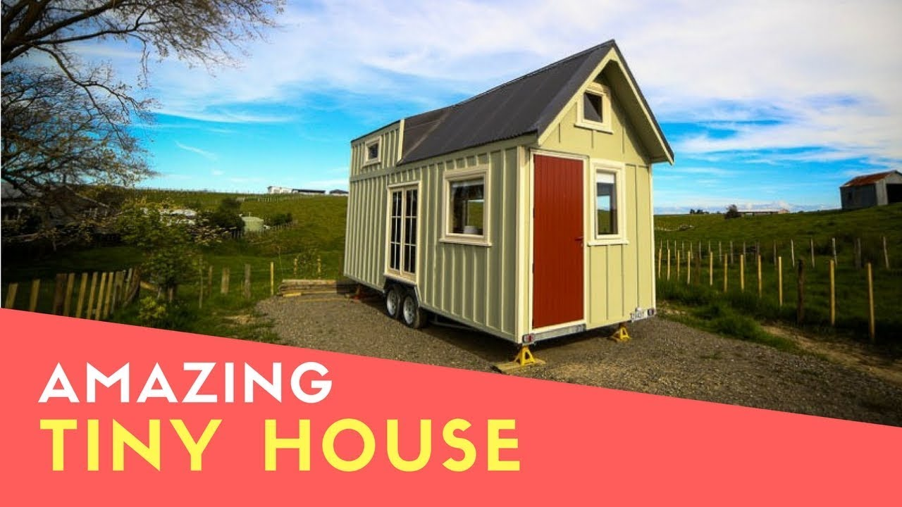 Beautiful Couple Build Tiny House To Live Big In