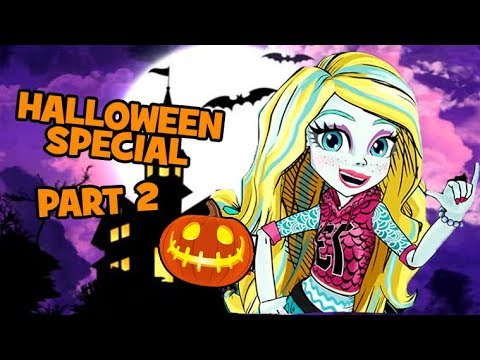 Monster High 💚🎃HALLOWEEN SPECIAL 💚🎃Ghoul Squad 💚🎃Full Episode Compilation! | Part 2