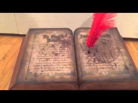 ghost write a book