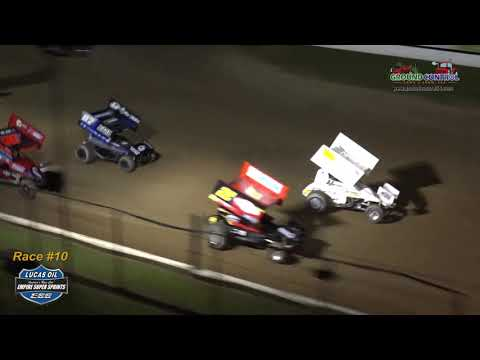 ESS Race #10 Albany-Saratoga Speedway (6/14/19)