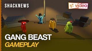 Gang Beast Gameplay