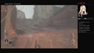 PayTaFrite sur Ww2 (Zombie)