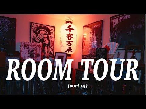 Music Room Tour! sort of