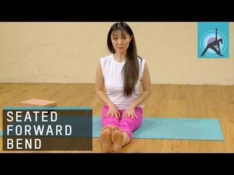 Improve your Seated Forward Bend, Yoga with Aki Omori