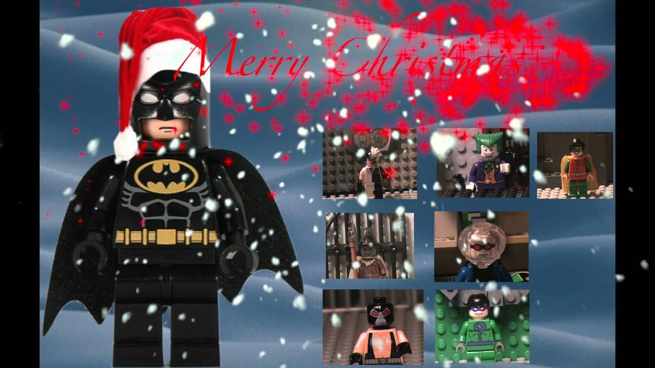 Lego Batman Christmas Card - YouTube