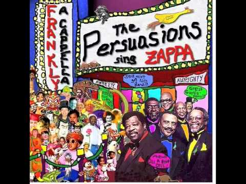 "The Persuasions ""The Meek Shall Inherit Nothing"""