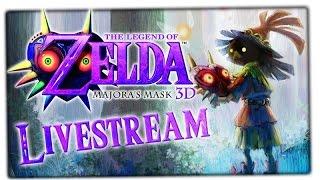 Livestream Upload: The Legend of Zelda: Majora