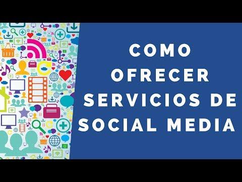 Como ofrecer servicios de Social Media a empresas en España - Santiago Perdomo