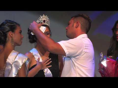 Miss mademoiselle Reunion 2014