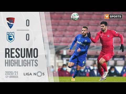 Gil Vicente Belenenses Goals And Highlights