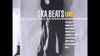 The Hotknives - Dick Barton - SKA BEATS LIVE
