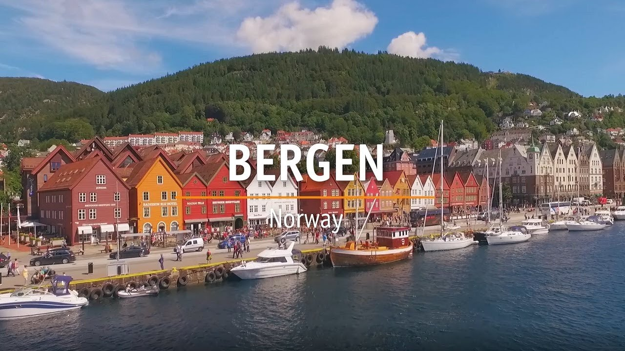 Thumbnail: Bergen - International Meeting Destinasjon