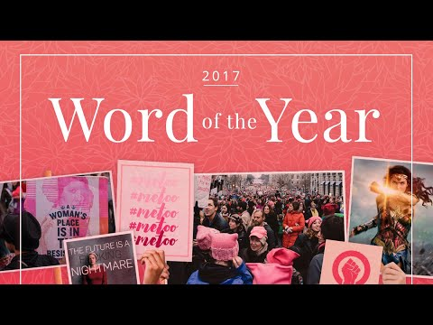 2017 Word of the Year: Behind the Scenes