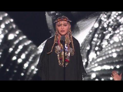 Madonna's Tribute To Aretha Franklin Draws Criticism