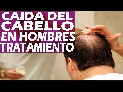 Remedios caseros para la caida del cabello hombres